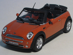 New Mini Cooper Cabriolet
