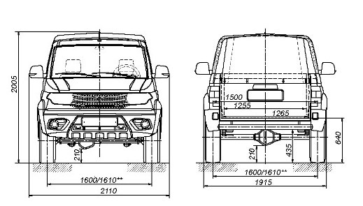 gabarity-uaz-patriot-pickup