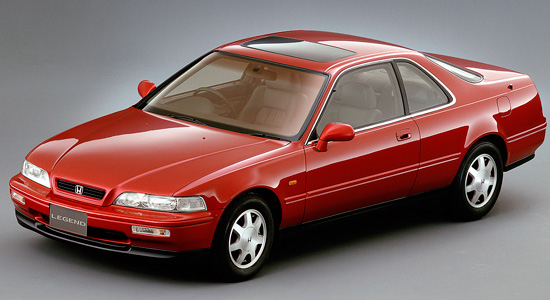купе Honda Legend 2