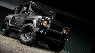 Land Rover Defender 110 Pickup by Chelsea Truck Company