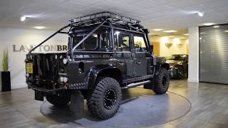 Land Rover Defender 110 2 2 D XS Crewcab Pickup 4dr Lawton Brook